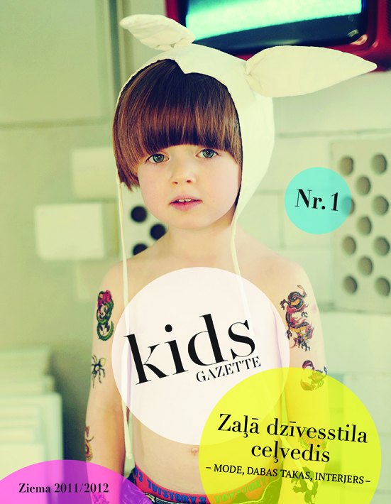 Kids Gazette Online Magazine Nr.1