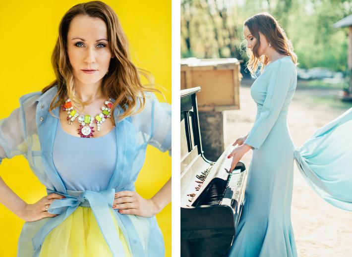 Rēzija Kalniņa žurnālam Figaro