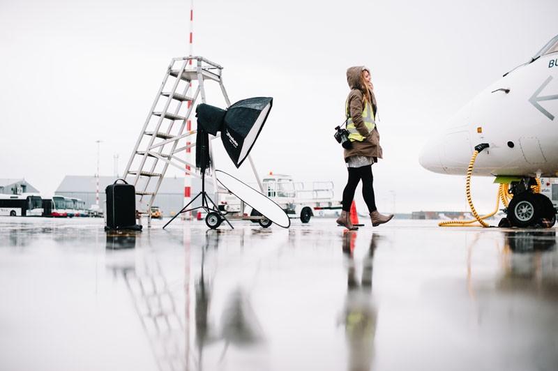 airBaltic Calendar 2016 Backstage