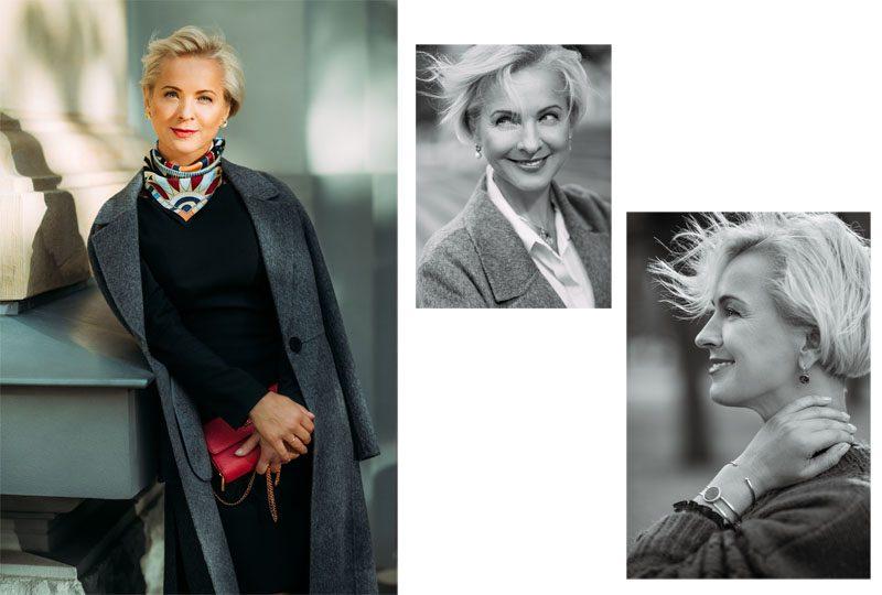 Ilva Milzarāja for Pērle Magazine